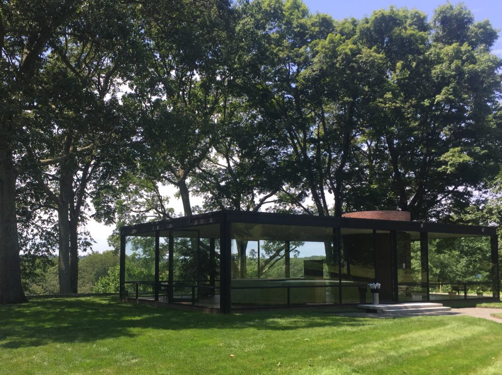 Image of the Glass House